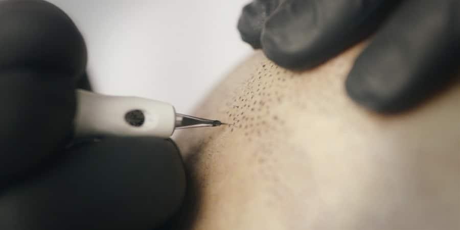 micropigmentation hair tattoo